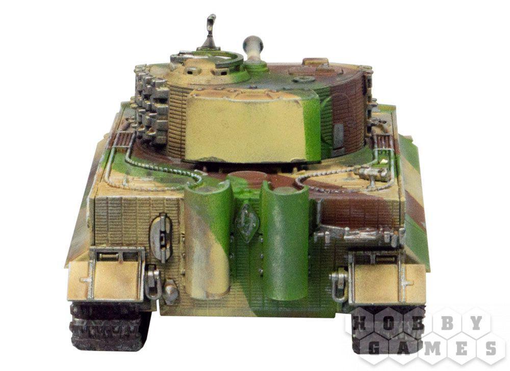 World of Tanks. Pz.Kpfw.VI TIGER 1. Масштабная модель 1:56 (Сборный танк) - фото 7