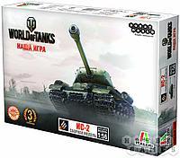 World of Tanks. ИС-2. Масштабная модель 1:56