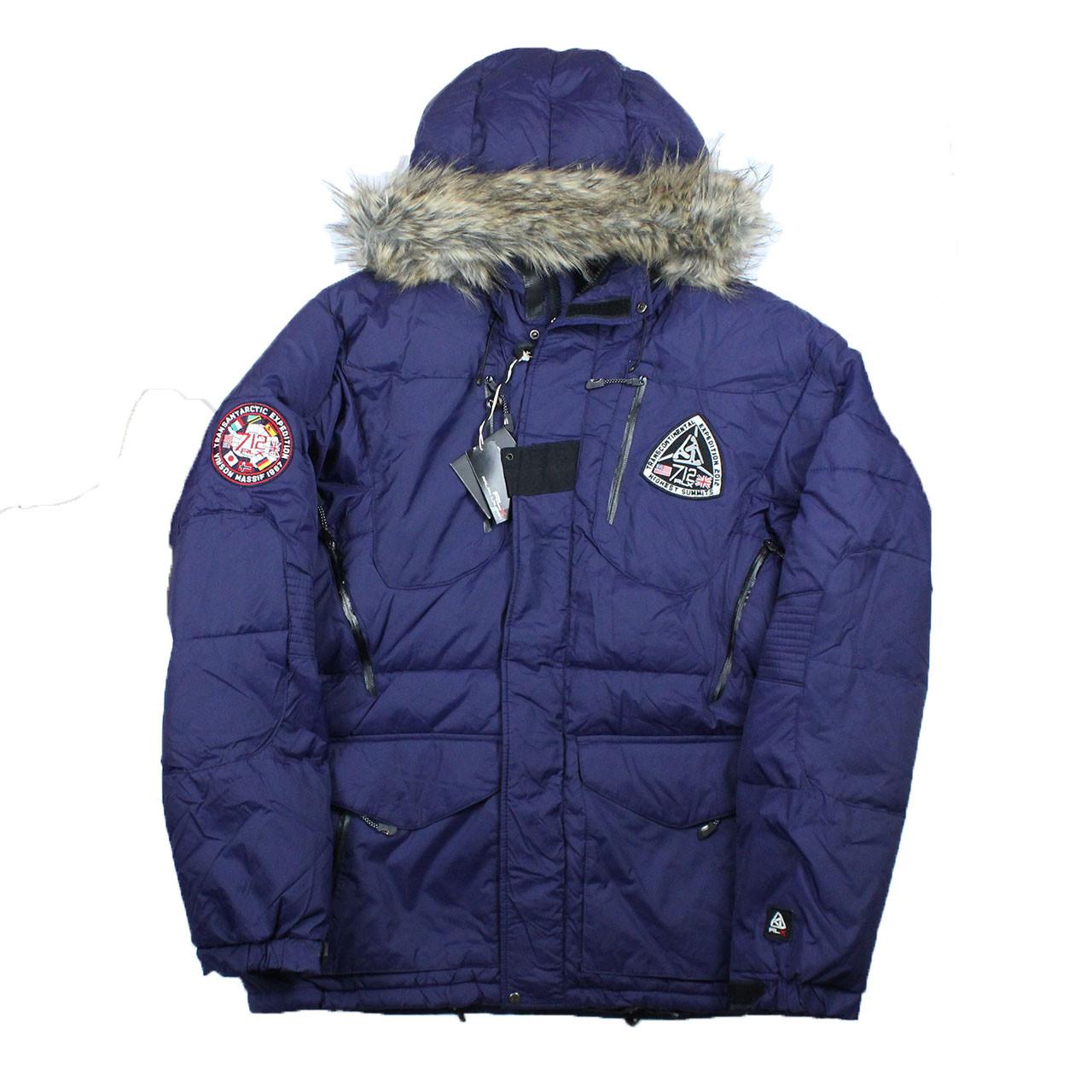 Куртка RLX синяя