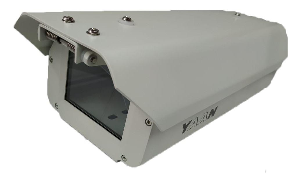 Термокожух с подогревом для корпусных видеокамер
