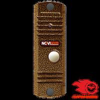 Цветная вызывная панель 540 ТВЛ с ИК подсветкой LEGEND BRONZE NOVIcam