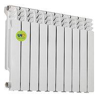 Алюминиевый радиатор UNO-LOGANO 500/100 (10секц)
