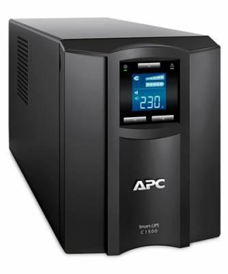 Источник бесперебойного питания Smart-UPS C 1500VA LCD 230V SMC1500I