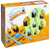 Настольная игра: Гобблет для детей (Gobblet gobblers)