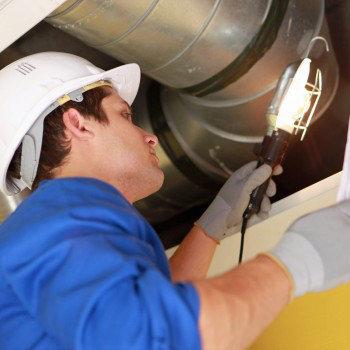 Обслуживание воздуховодов, фото 2