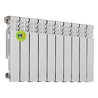 Алюминиевый радиатор UNO-BEST 350/80 (10 секц.)