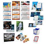 Календари, изготовление календарей, печать календарей, заказать календарь Астана, фото 2