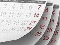 Календари настенные, настольные, перикидные, карманные