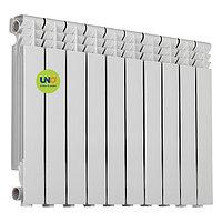 Алюминиевый радиатор UNO-BEST 500/80 (10секц)