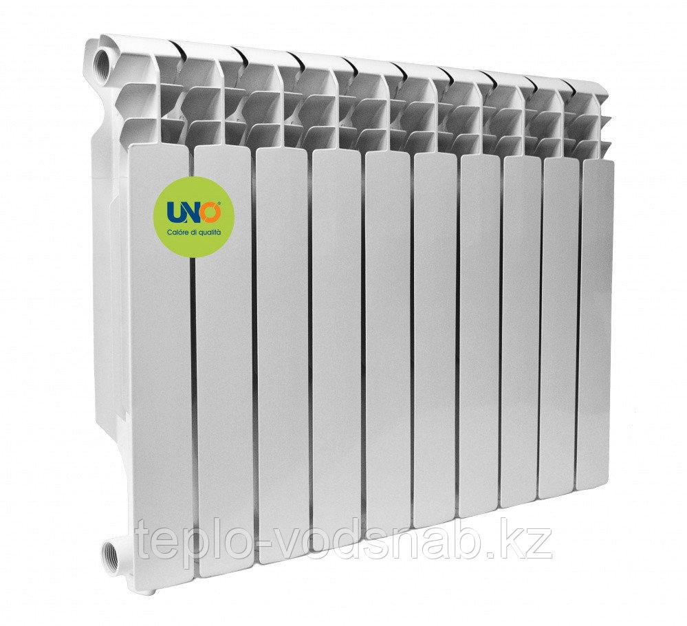 Алюминиевый радиатор UNO-KARTELLO 500/100 (10секц)