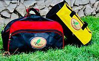Индийский чай в спортивных сумках