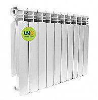Алюминиевый радиатор UNO MONZA 500/100 (10секц)
