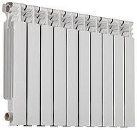 Алюминиевый радиатор Ресурс 500/100 (10 секц)