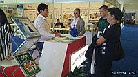 """ТОО """"SIGMETEX"""" приняло участие в 11-й Международной выставке бытового и промышленного оборудования для отопления, водоснабжения, сантехники, кондиционирования и вентиляции"""