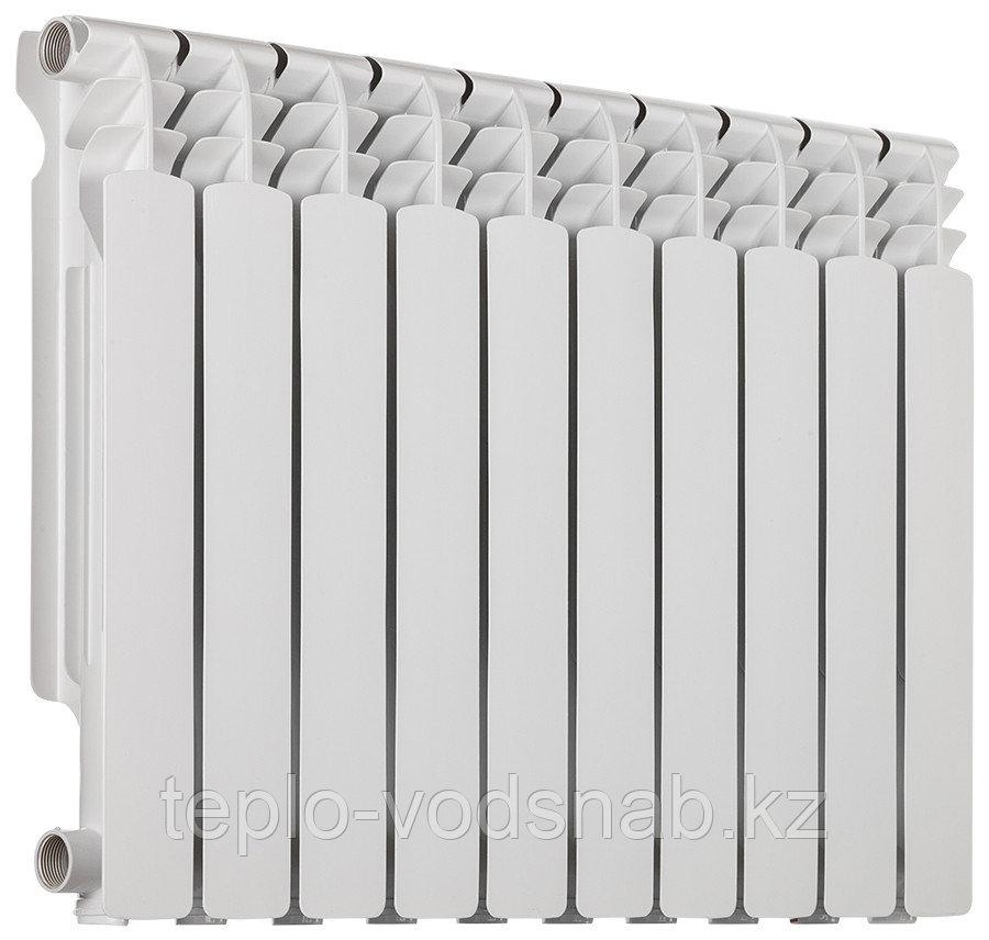 Алюминиевый радиатор Алюрад 500/100 (10 секц)