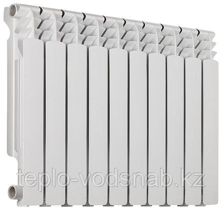 Алюминиевый радиатор Алюрад 500/100 (10 секц), фото 2