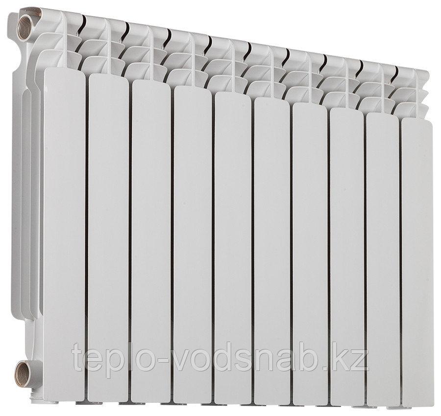 Алюминиевый радиатор Гарант 500/100 (10 секц)