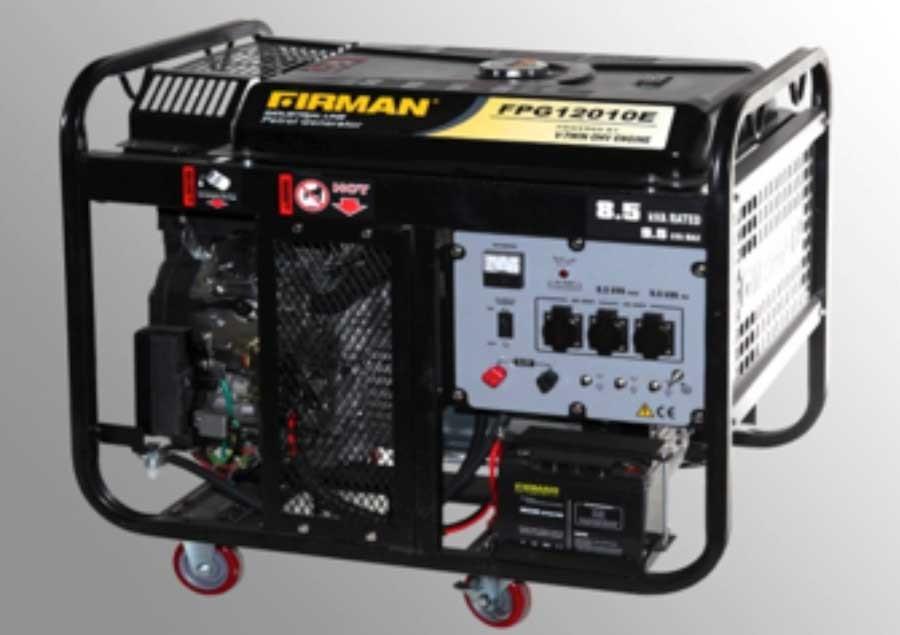 Бензиновый генератор FPG12010TE