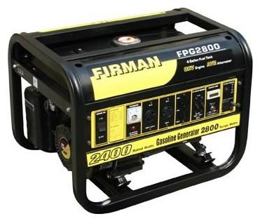 Бензиновый генератор FPG2800