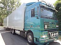 Пошив тентов на грузовики в алматы