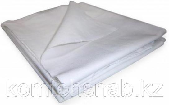 Салфетки технические из бязи 100%хб ,  40х40 см,