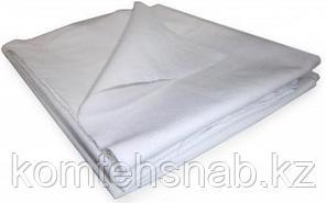 Салфетки технические из бязи резаные и оверложенные,  40х40 см, 50х50 см, 70х70 см, 100х100 см