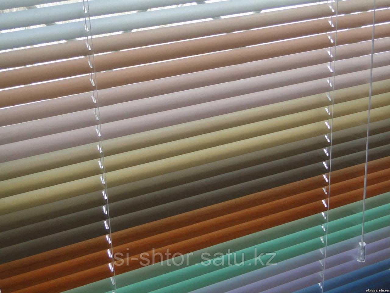 Жалюзи алюминиевые - фото 2