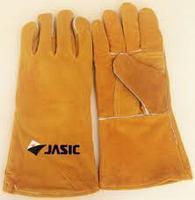 Перчатки сварочные JASIC