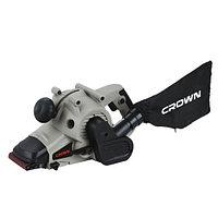 Машина ленточно шлифовальная CROWN CT13311 810W