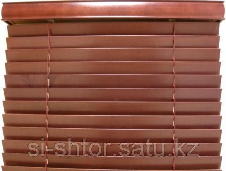 Жалюзи деревянные - фото 3