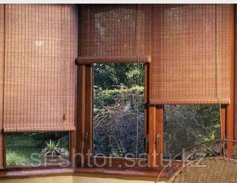 Жалюзи бамбуковые - фото 2