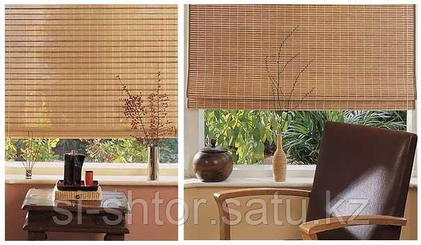Жалюзи бамбуковые - фото 3