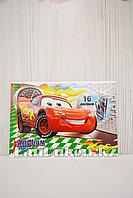 Детский альбом с 3D элементами 820-16-70AT Молния Маккуин 16 листов