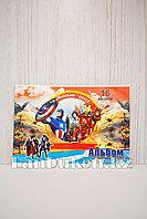 Детский альбом с 3D элементами 820-16-70AT Мстители (The Avengers) 16 листов
