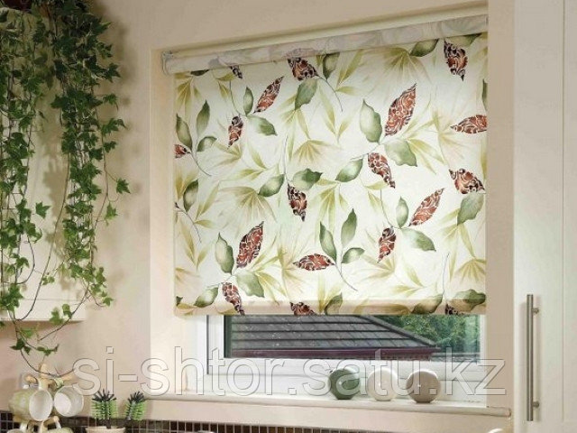 Ролл шторы - фото 1