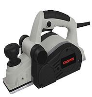 Рубанок электрический CROWN CT14001 CB 650W