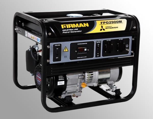 Бензиновый генератор FPG4900M