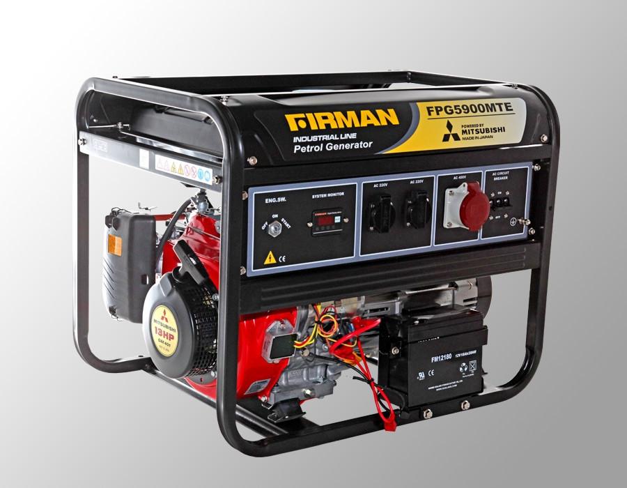 Бензиновый генератор FPG5900MTE