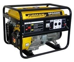 Бензиновый генератор SPG5000