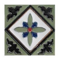 Плитка керамическая ручной работы Al1010-6203