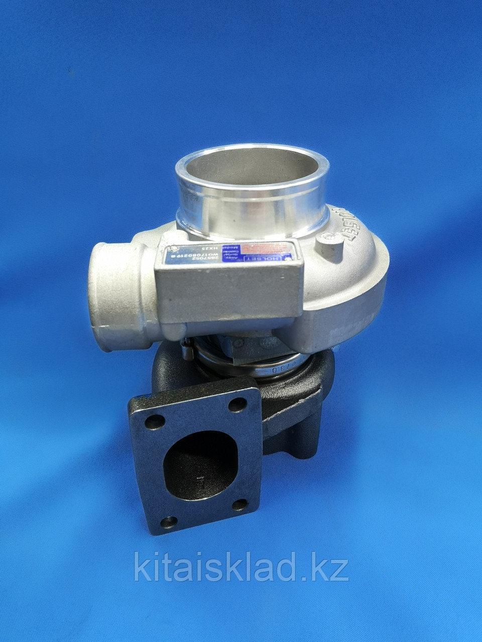 Турбина Holset HX25 2857052, IVECO, CASE, двигатель 4CYL