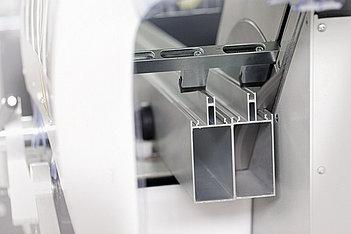 Услуга резки алюминиевого профиля и изготовление рамок