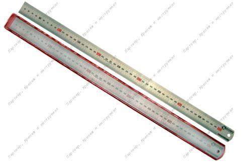 (0422) Линейка двусторонняя 300 мм*250