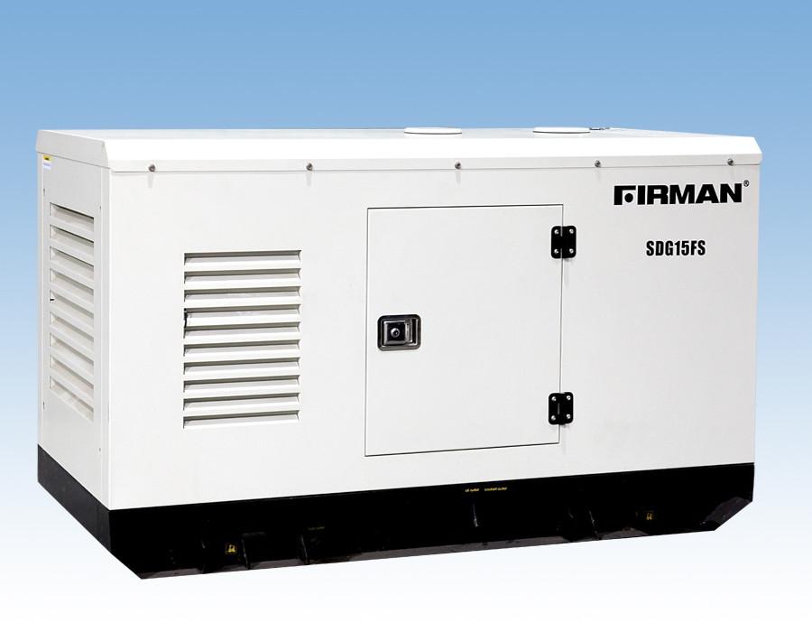 Дизельный генератор SDG15FS