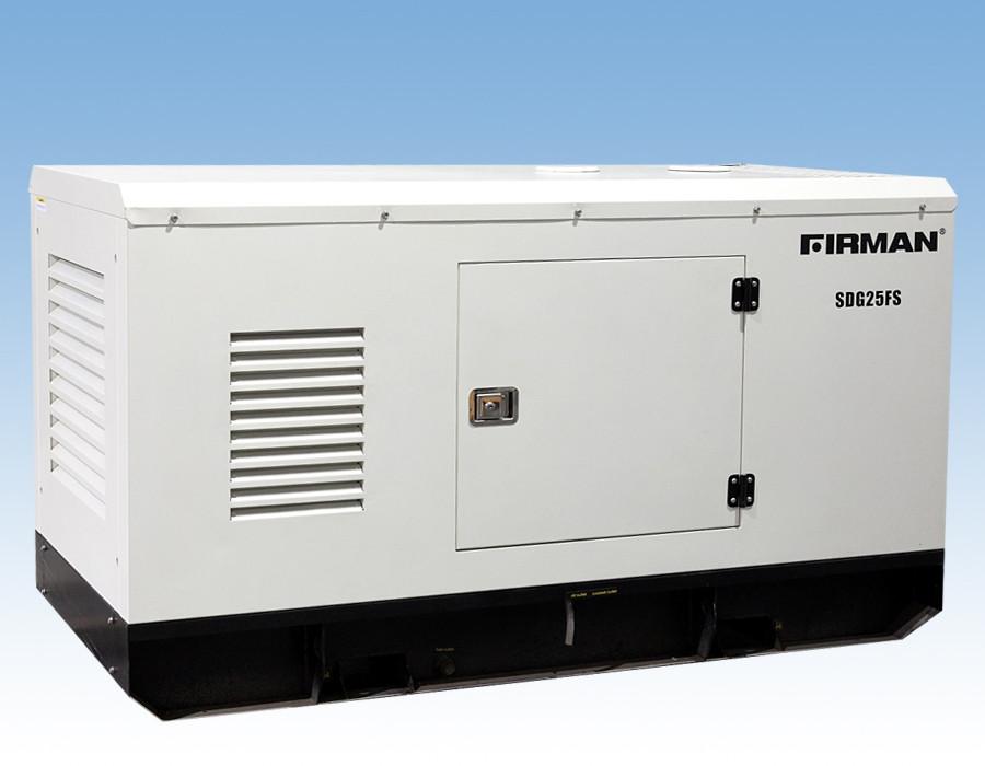 Дизельный генератор SDG25FS