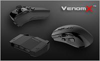 VENOM - X MOUSE CONTROLLER COMBO (УНИВЕРСАЛЬНЫЙ КОНТРОЛЛЕР+МЫШЬ) (ДЛЯ XBOX ONE, PS4, XBOX 360, PS3, PC), фото 1