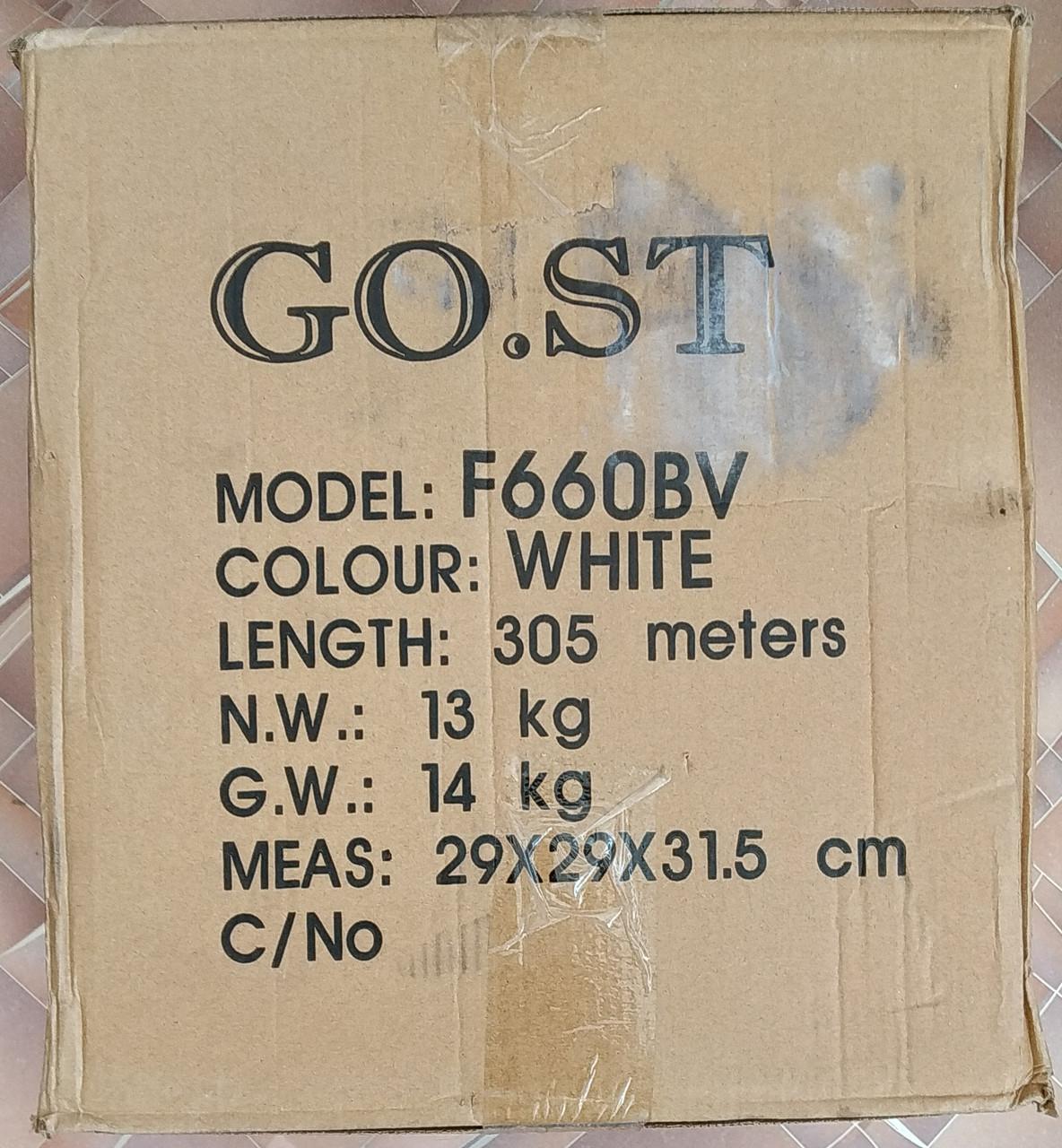 Коаксиальный кабель 60%  RG-6  бухта 305м