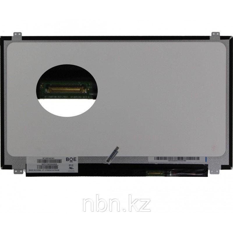Матрица / дисплей / экран для ноутбука 15,6 NV156FHM-N45 (350мм) FullHD 30 pin slim Без креплений  Матовые