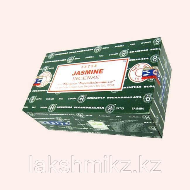Благовония SATYA Jasmine Жасмин 15г