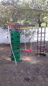 Скалодром 15 Детский спортивный комплекс